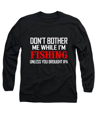Angler Long Sleeve T-Shirts