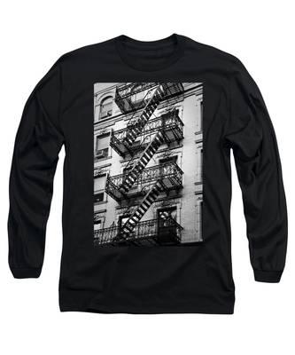 Facade Long Sleeve T-Shirts