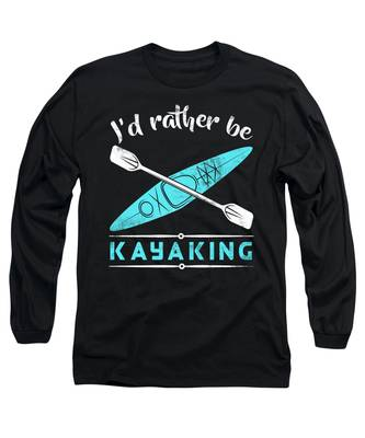 River Long Sleeve T-Shirts