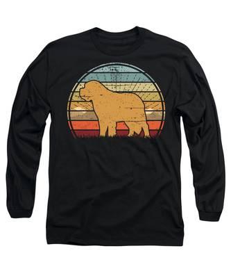 Golden Sunset Long Sleeve T-Shirts