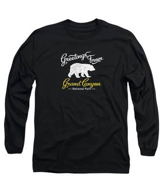 Grand Canyon National Park Long Sleeve T-Shirts