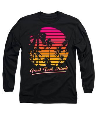 Grand Long Sleeve T-Shirts