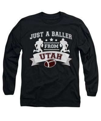 Utah Long Sleeve T-Shirts