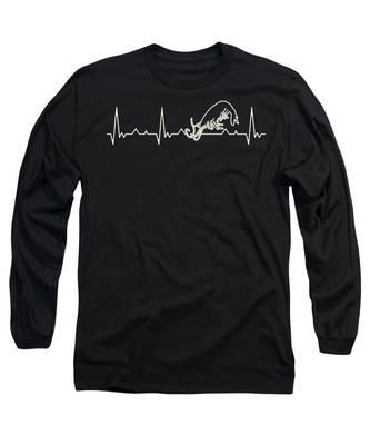 Fishing Long Sleeve T-Shirts