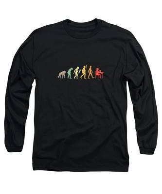 Sewing Pattern Long Sleeve T-Shirts