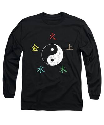 Five Elements Long Sleeve T-Shirts