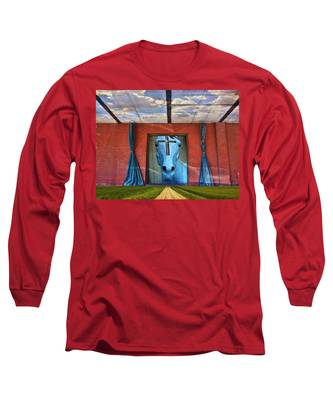 Long Sleeve T-Shirt featuring the photograph Godhead by Skip Hunt