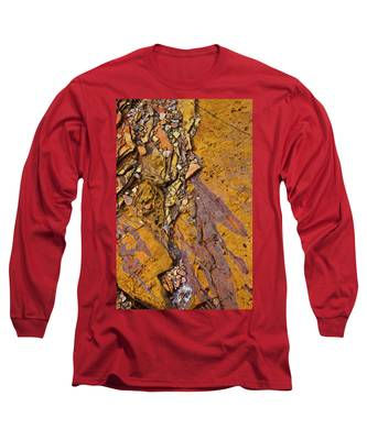 Long Sleeve T-Shirt featuring the photograph Hard Candy by Skip Hunt