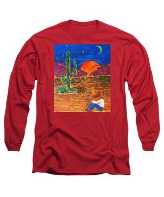 Mexico Impression IIi Long Sleeve T-Shirt