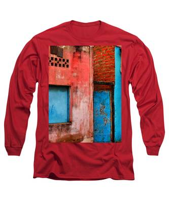Long Sleeve T-Shirt featuring the photograph Rosa's Place by Skip Hunt