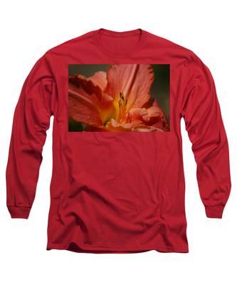 Daylilly Long Sleeve T-Shirt