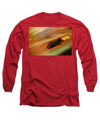 Fast Train Set Long Sleeve T-Shirt