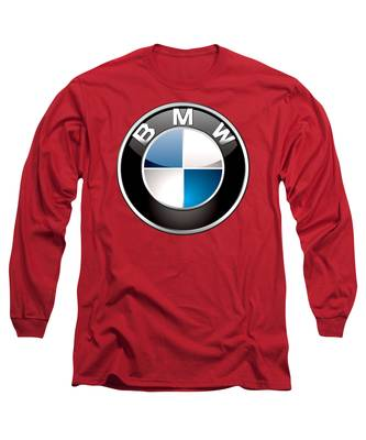 Car Badges Long Sleeve T-Shirts