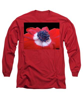 Blossoming Freedom Long Sleeve T-Shirt