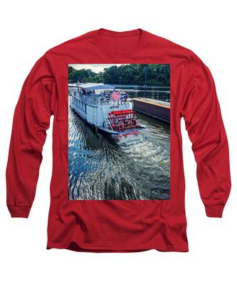 Champlain Canal Patriot Long Sleeve T-Shirt