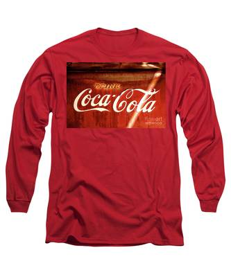 Drink Coca-cola Long Sleeve T-Shirt