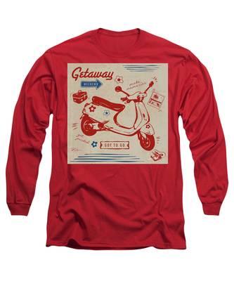 Getaway Weekend Long Sleeve T-Shirt