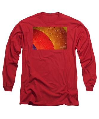 Precipitation Long Sleeve T-Shirt