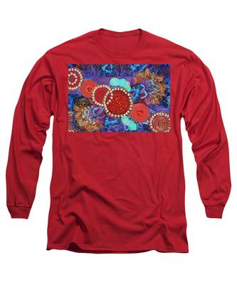 Ruby Slippers 2 Long Sleeve T-Shirt