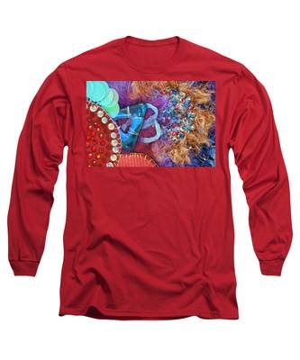 Ruby Slippers 8 Long Sleeve T-Shirt