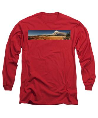 Wildfire Cedar Breaks National Monument Utah Long Sleeve T-Shirt