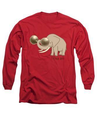 Gym Long Sleeve T-Shirts