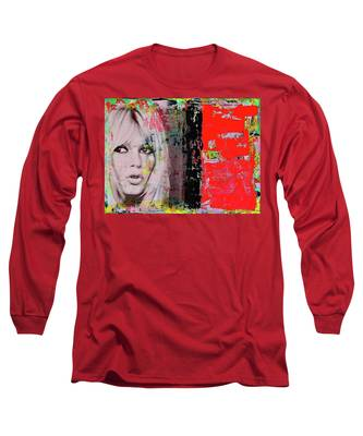 Brigitte Bardot Long Sleeve T-Shirt