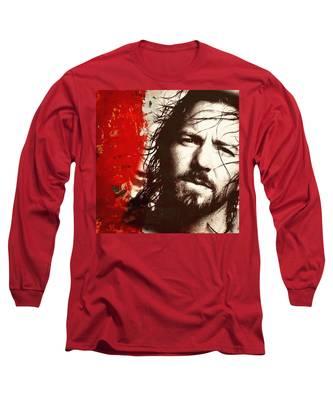 Eddie Vedder Long Sleeve T-Shirt