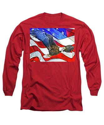 Patriotism Long Sleeve T-Shirt