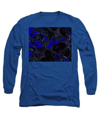 Vinyl Blues Long Sleeve T-Shirt