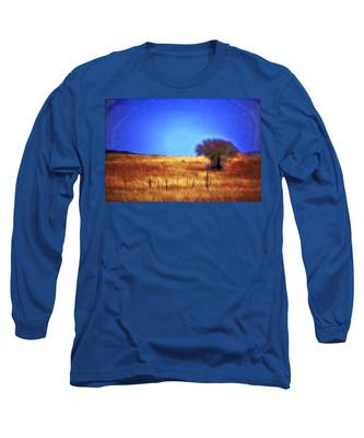 Valley San Carlos Arizona Long Sleeve T-Shirt
