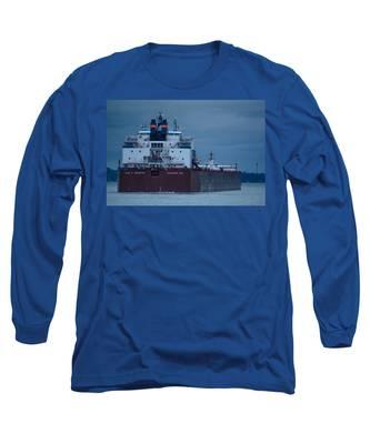 Paul R. Tregurtha Long Sleeve T-Shirt