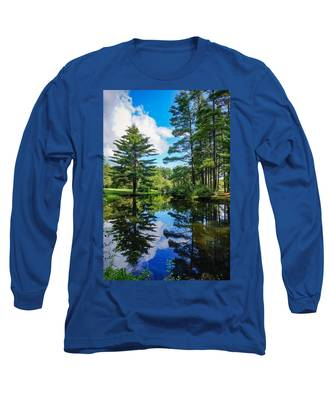 June Day At The Park Long Sleeve T-Shirt