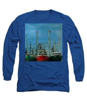 Shrimpers Long Sleeve T-Shirt