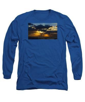 Spiritually Uplifting Sunrise Long Sleeve T-Shirt