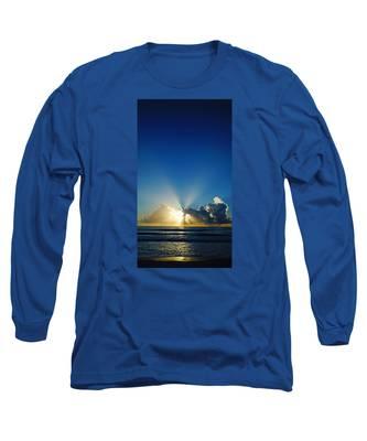 Sun Ray Sunrise Long Sleeve T-Shirt