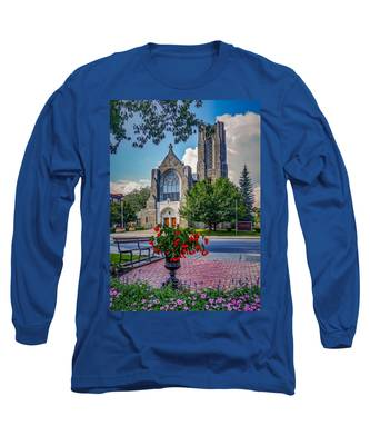 The Church In Summer Long Sleeve T-Shirt
