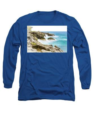 Dreaming Of Negril Long Sleeve T-Shirt