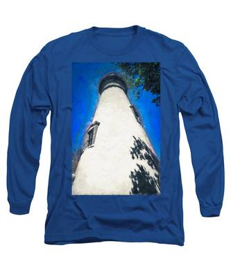 Marblehead Ohio Light Long Sleeve T-Shirt
