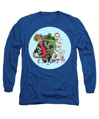 The Cabinet Long Sleeve T-Shirt