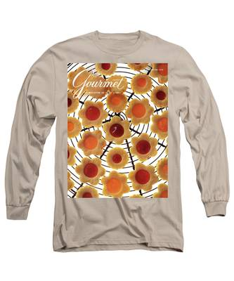 A Gourmet Cover Of Sunny Savaroffs Cookies Long Sleeve T-Shirt