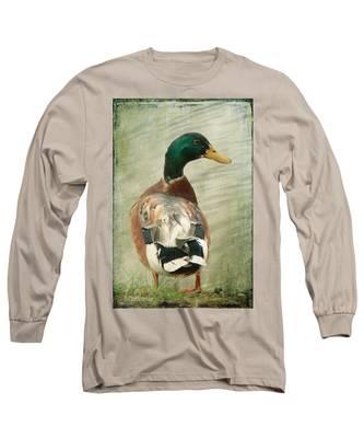 Another Duck ... Long Sleeve T-Shirt