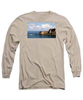 Beautiful El Morro Long Sleeve T-Shirt