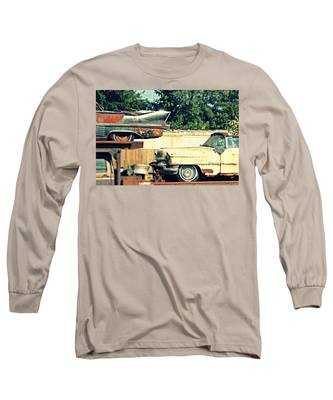 Cadillacs In Decay Long Sleeve T-Shirt