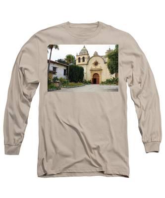 Carmel Mission Church Long Sleeve T-Shirt