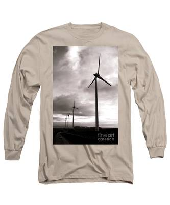Catch The Wind Long Sleeve T-Shirt