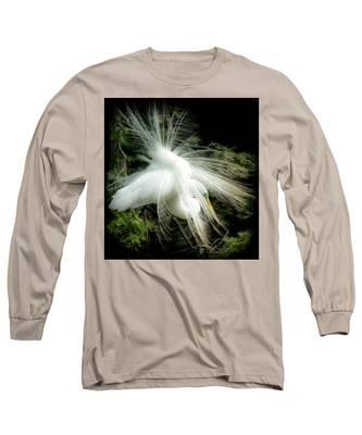 Elegance Of Creation Long Sleeve T-Shirt