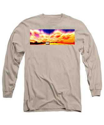 Going For A Ride Long Sleeve T-Shirt