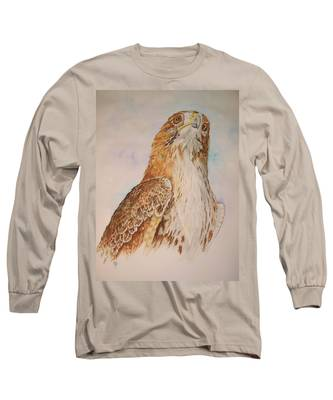 Looking Toward The Future Long Sleeve T-Shirt