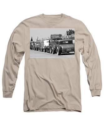 Low Row Long Sleeve T-Shirt